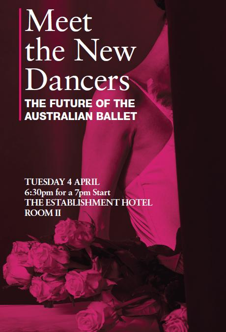 Meet the New Dancers