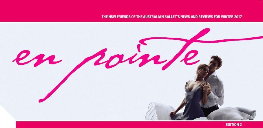 En Pointe – 2017 Edition 2