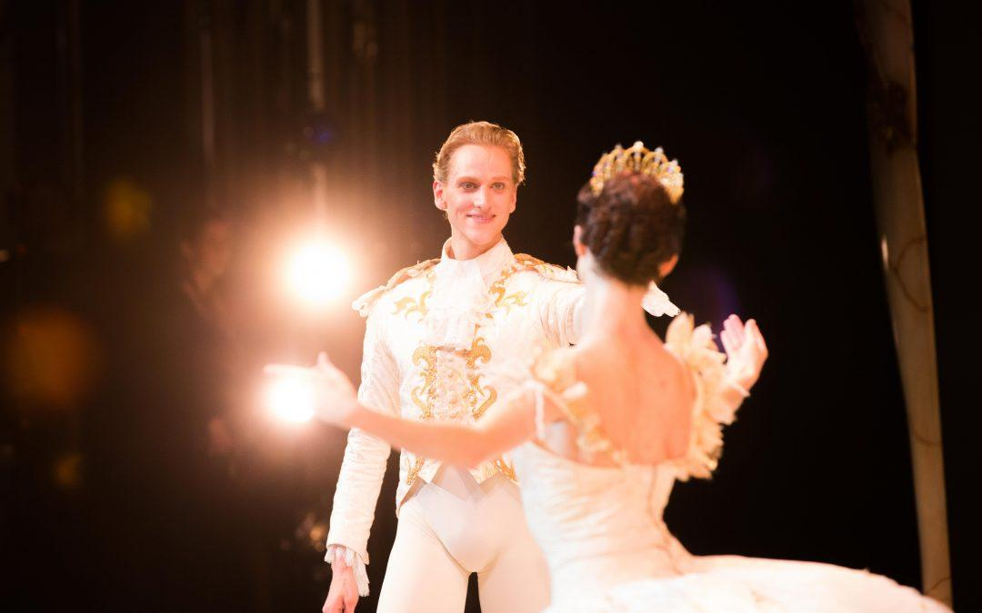 An Afternoon with David Hallberg