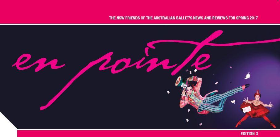 En Pointe – 2017 Edition 3