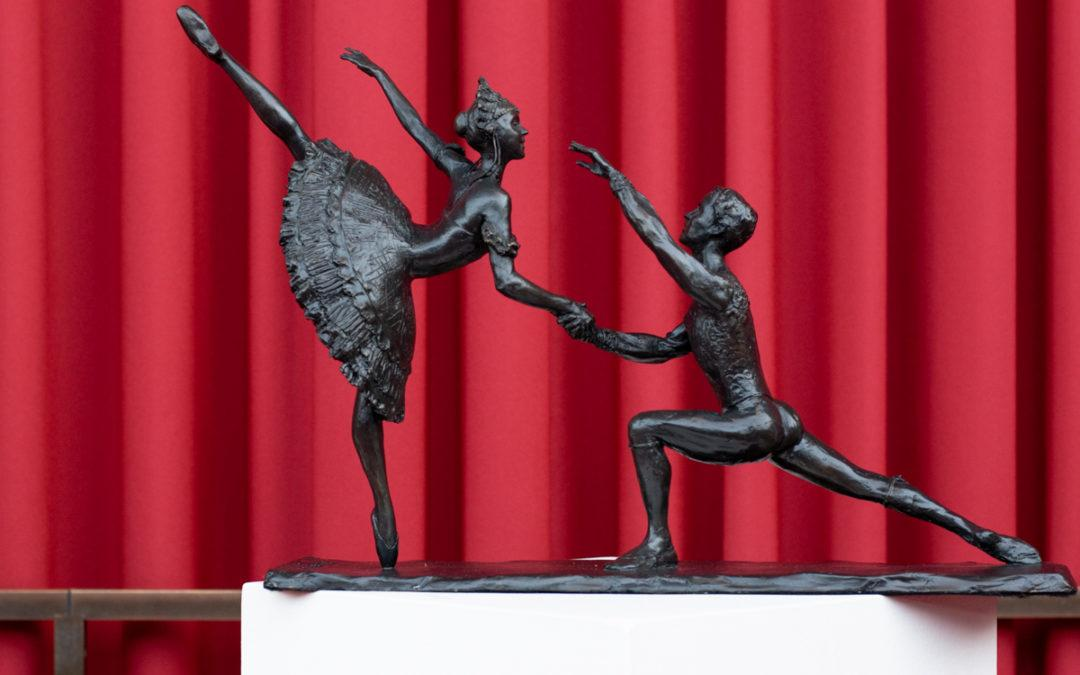 How does a moment last forever? Our Pre-Performance Sylvia Talk with Sculptor Linda Klarfeld.