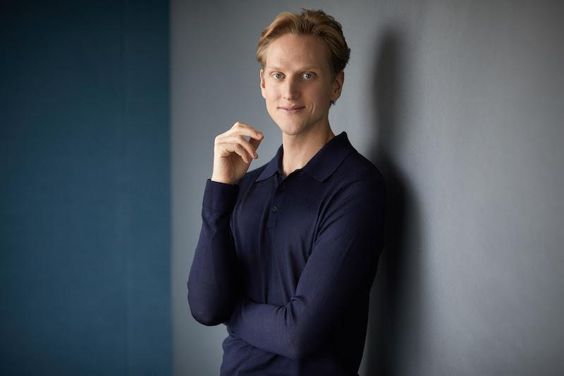 David Hallberg, the next Artistic Director.